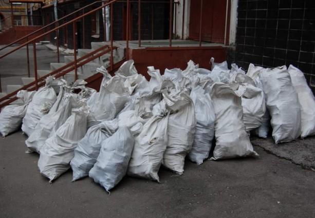 особенности вывоза строительного мусора